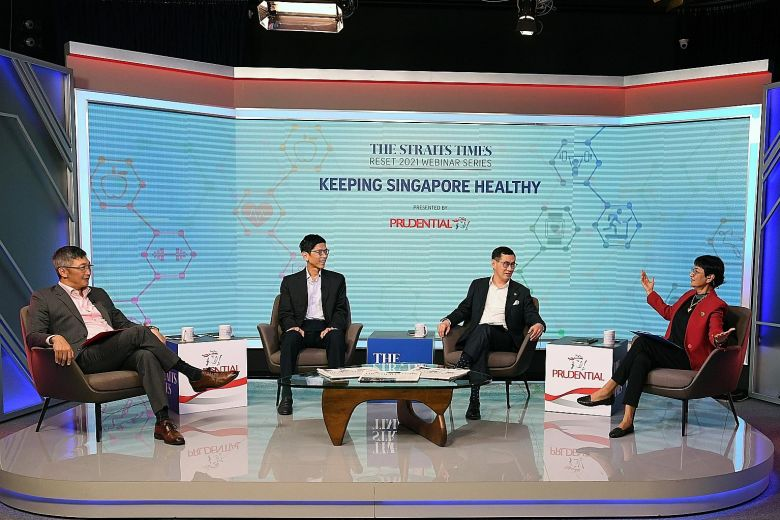 Precision medicine key to preventing disease: Panel, Singapore News & Top Stories