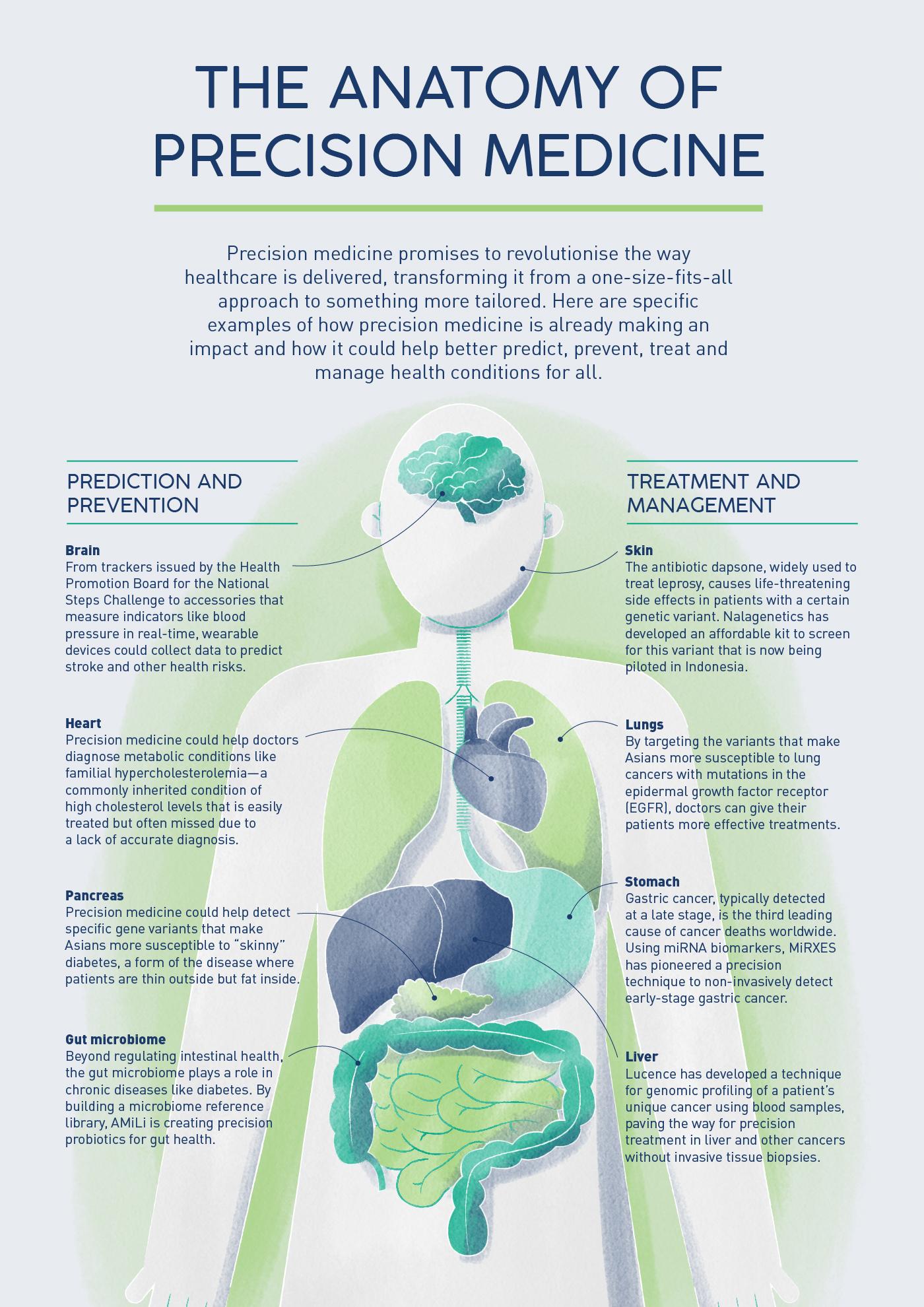 The Anatomy of Precision Medicine